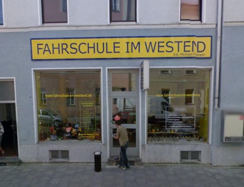 Fahrschule im Westend Inh. M. Fuhrmann Schwanthalerhöhe 1