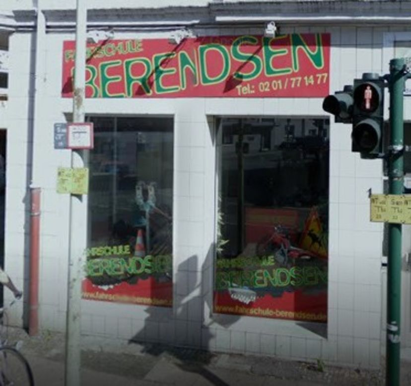 Fahrschule Frank Berendsen, Paulinenstr Heißen-Fulerum 1