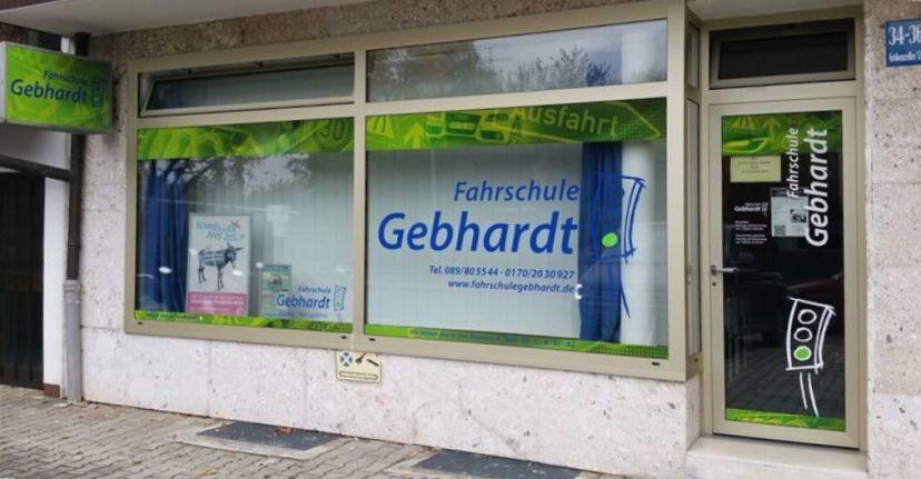 Fahrschule Gebhardt Gröbenzell 1