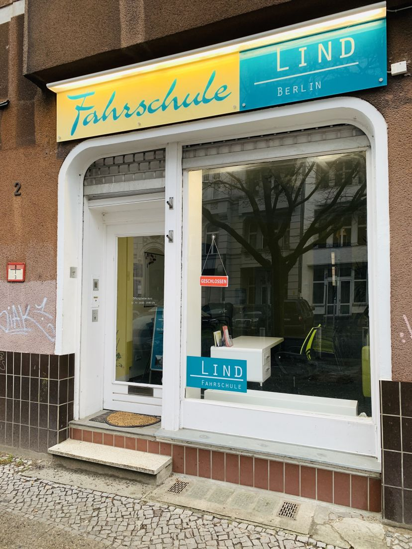 Fahrschule Lind Parisier Str Berlin Charlottenburg 1
