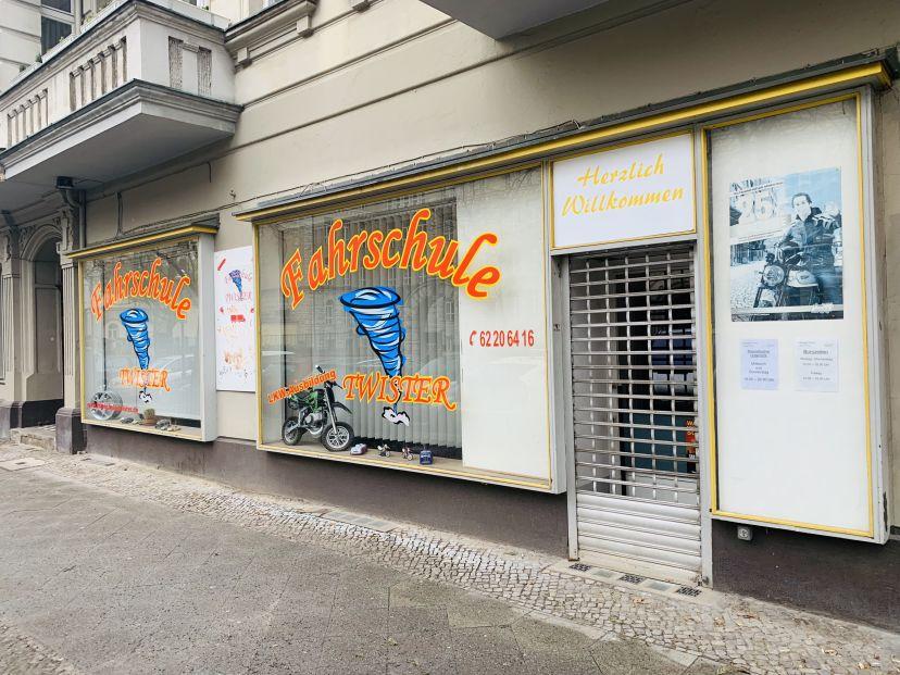 Fahrschule Twister Berlin Wilmersdorf 1