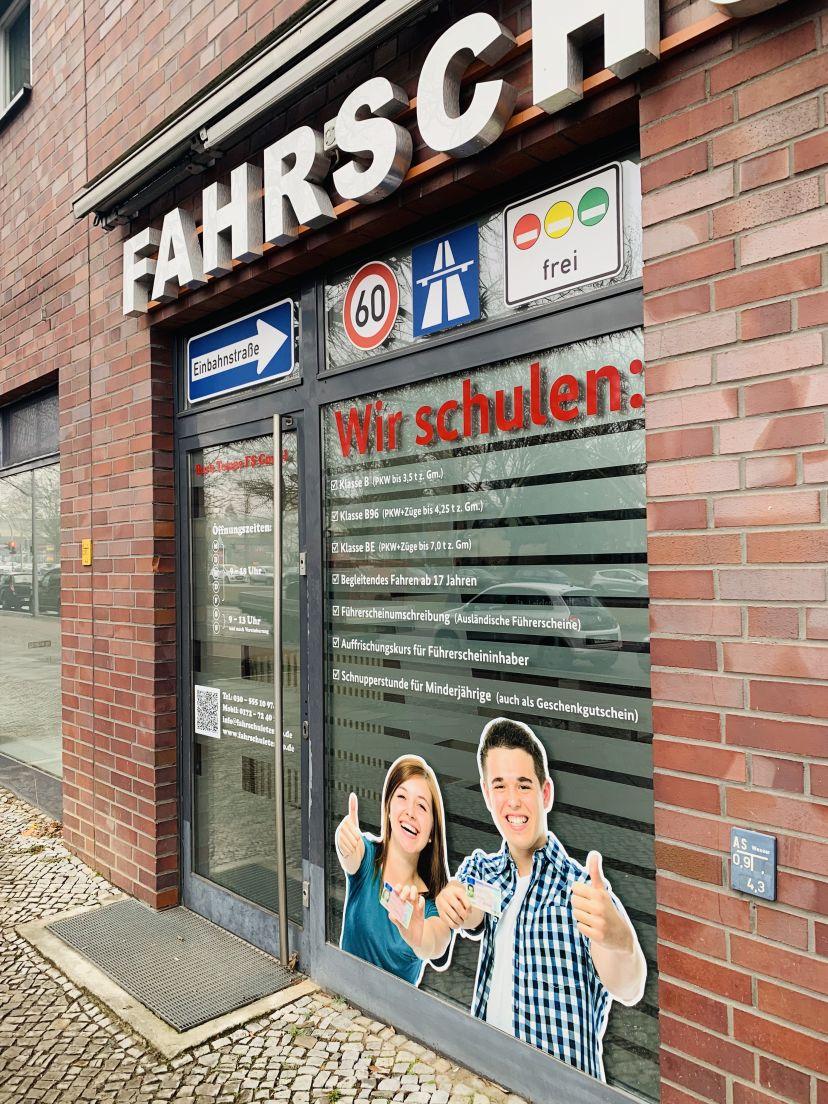 Fahrschule Tempo Berlin Charlottenburg 1
