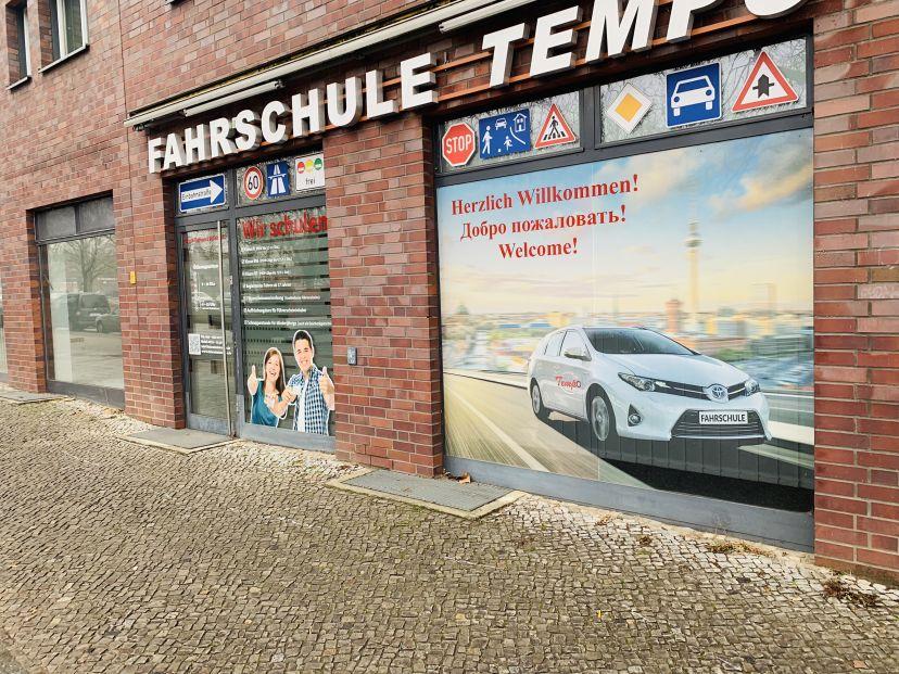 Fahrschule Tempo Berlin Wilmersdorf 4