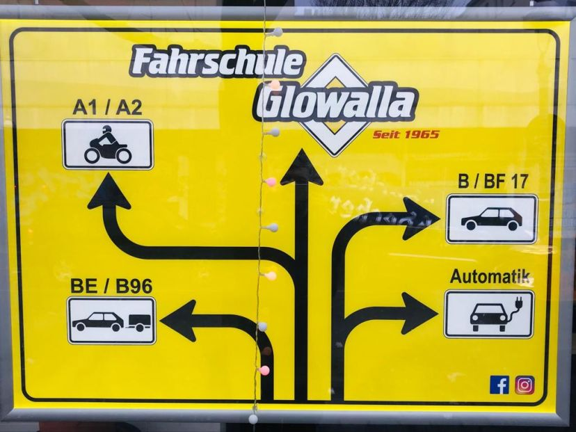 Fahrschule Glowalla Berlin Neukölln 2