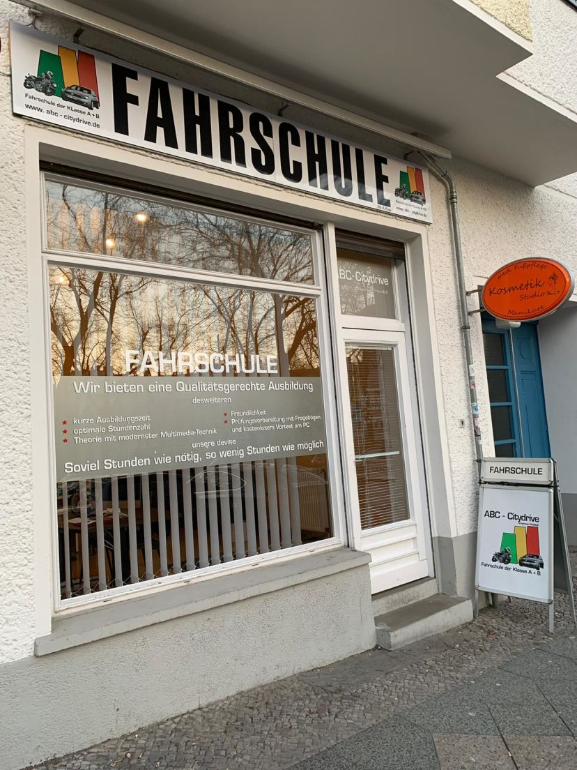 Fahrschule ABC Citydrive Berlin Kreuzberg 1