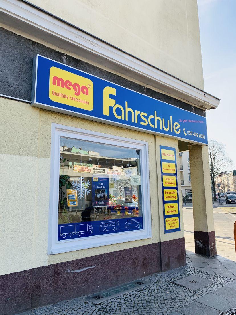 Fahrschule Mega Fridenau Friedenau 1