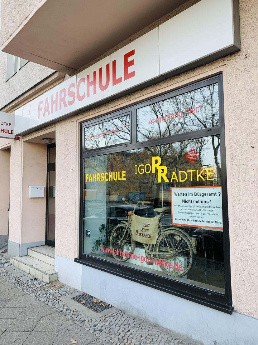 Fahrschule Igor-Radtke Schöneberg 3