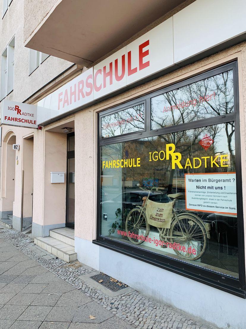 Fahrschule Igor-Radtke Schöneberg 1
