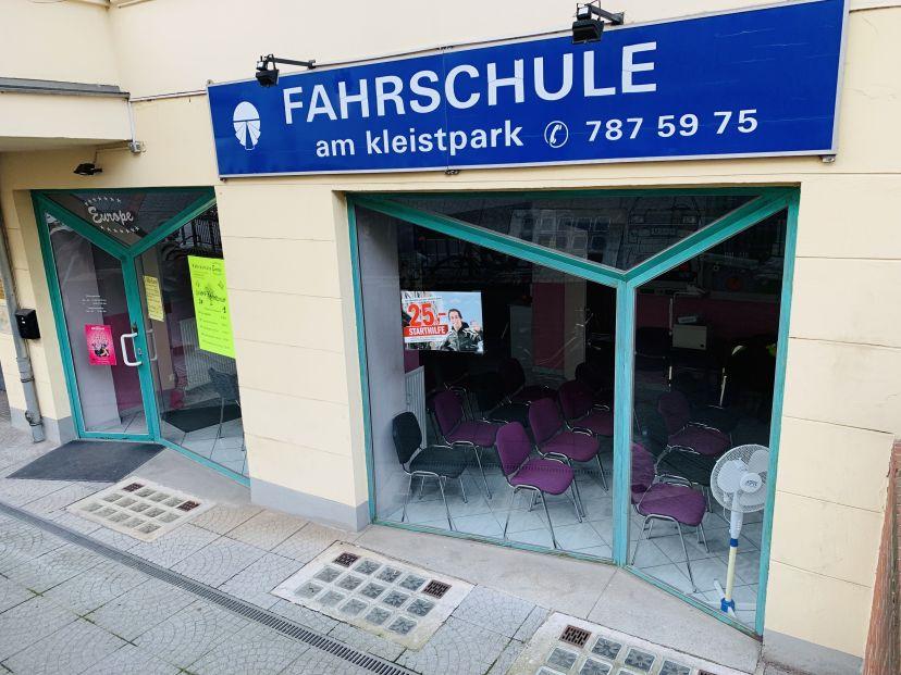 Fahrschule Europe am Kleistpark, Langenscheidtstraße Schöneberg 2