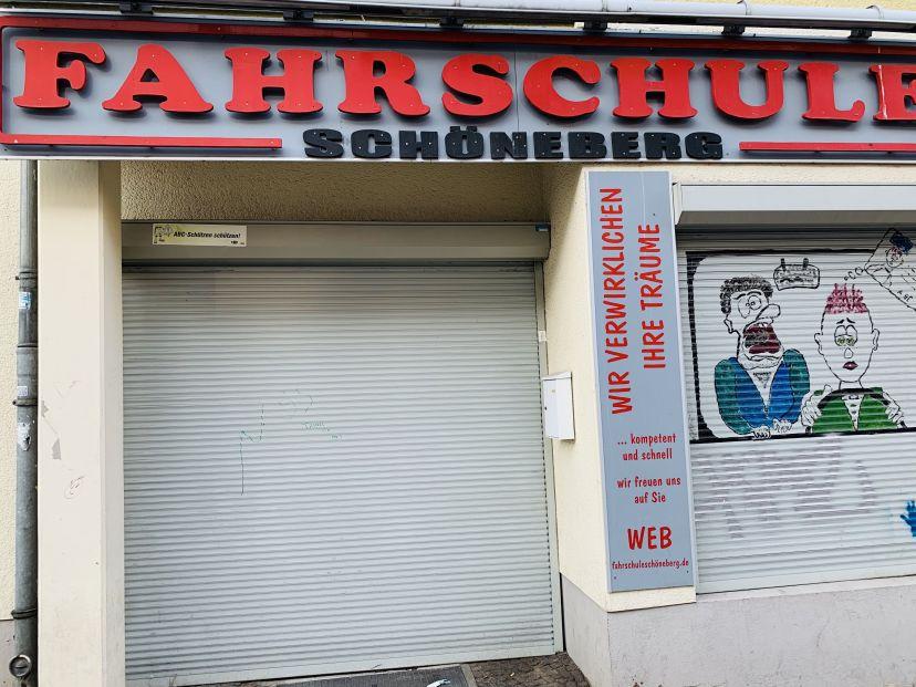 Fahrschule Schöneberg Tiergarten 5