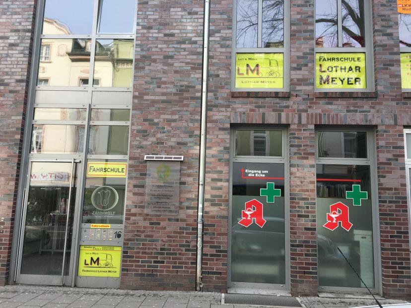 Fahrschule Lothar Meyer Wiesbaden Westend, Bleichstraße 1
