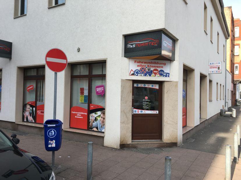 Fahrschule M&S Normtec GmbH - Mainstr. Mombach 1