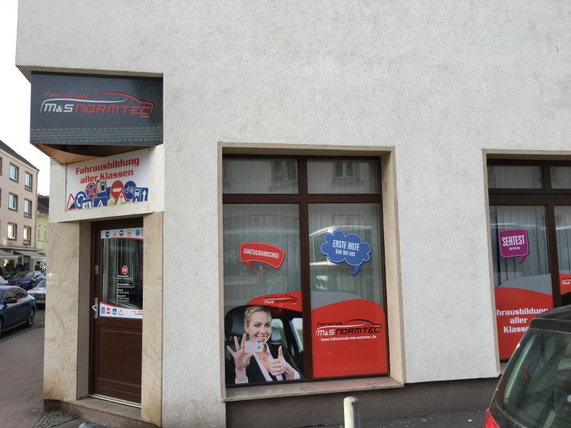 School Fahrschule M&S Normtec GmbH - Mainstr. Mombach 3