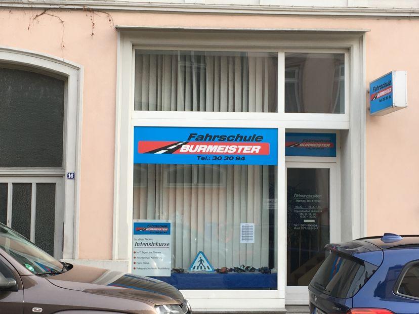 Fahrschule Burmeister - Inh. Gerhard Wilbert Wiesbaden Mitte 1