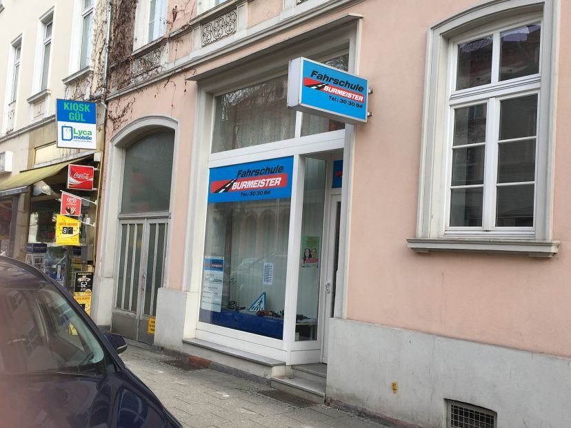 Fahrschule Burmeister - Inh. Gerhard Wilbert Dotzheim 2