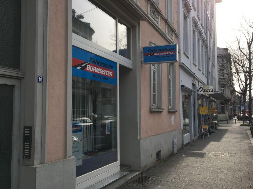 Fahrschule Burmeister - Inh. Gerhard Wilbert Wiesbaden Mitte 3