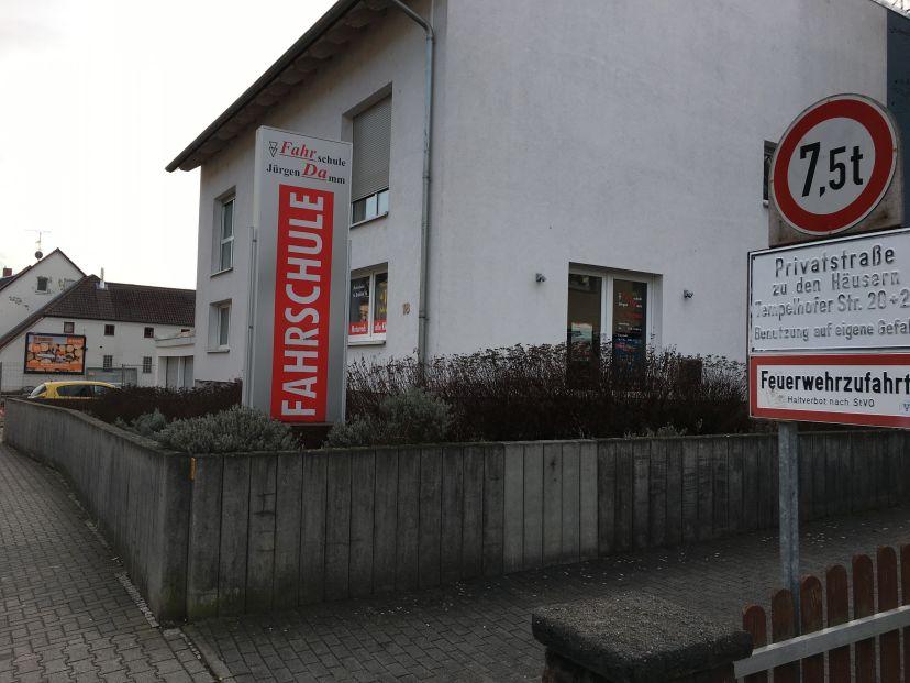School Fahrschule Jürgen Damm - Im Brückfeld Wiesbaden Medenbach 1