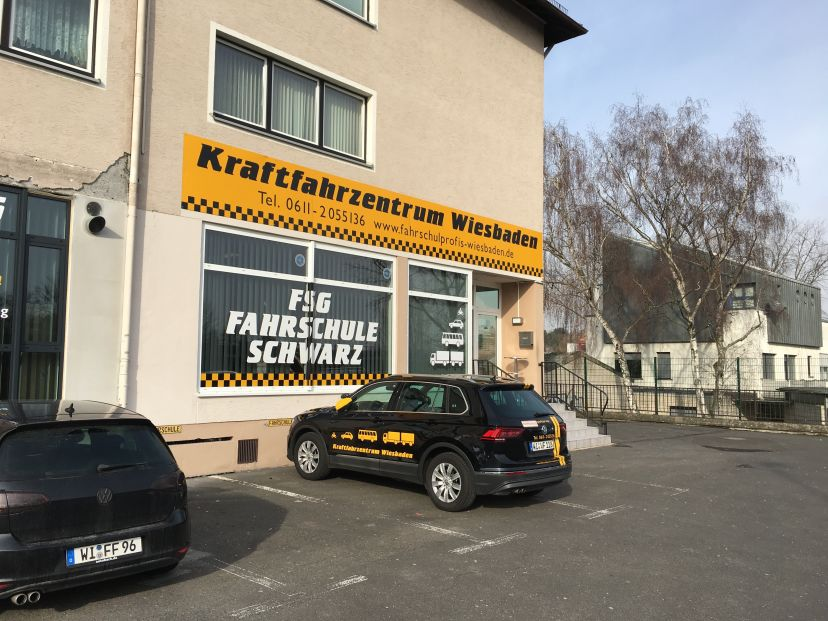 Fahrschule Kraftfahrzentrum Wiesbaden FSG-Fahrschule Schwarz GmbH Dotzheim 2
