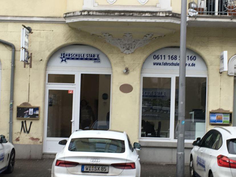 Fahrschule STAR-X GmbH - Emser Str. Dotzheim 1