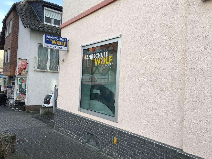 Fahrschule Klaus Wolf - Poststr. Wiesbaden Bierstadt 1