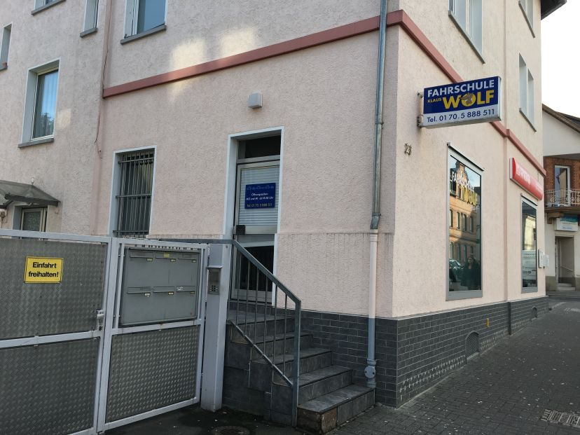 Fahrschule Klaus Wolf - Poststr. Wiesbaden Bierstadt 2