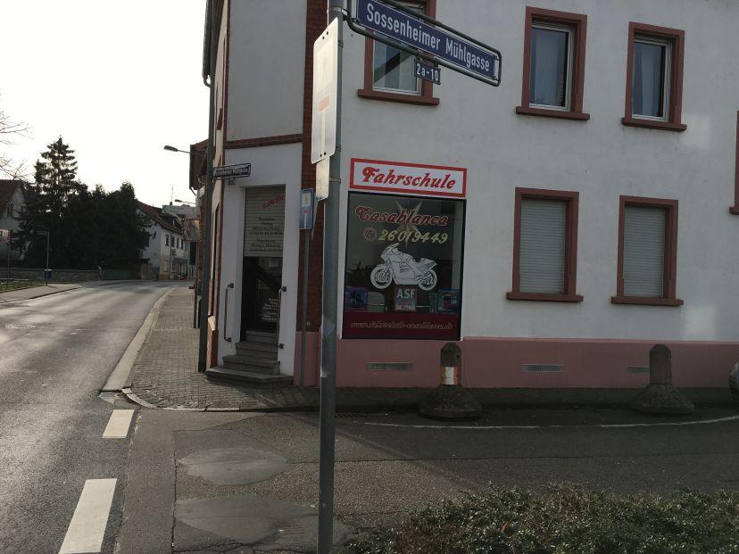 Fahrschule Casablanca Frankfurt Sossenheim 1