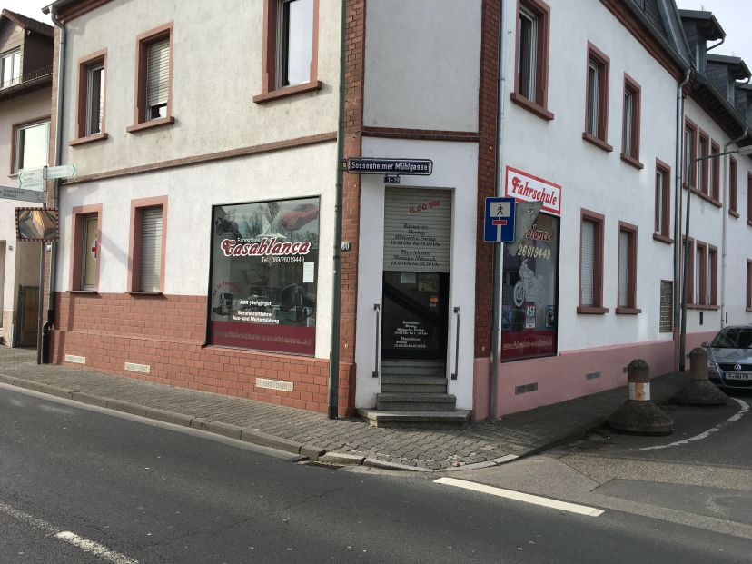 Fahrschule Casablanca Frankfurt Sossenheim 2