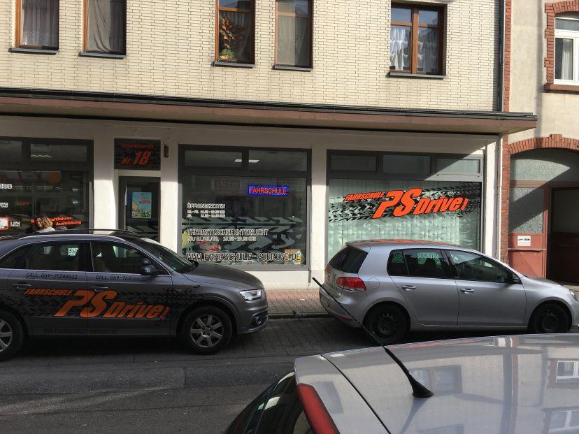 Fahrschule PS Drive GmbH - Leverkuser Str. Frankfurt Höchst 1