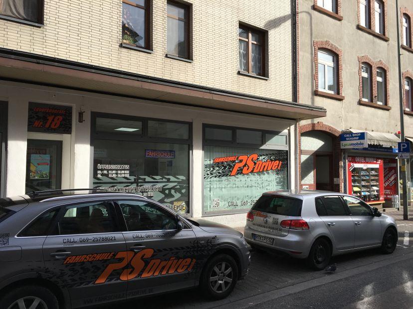 Fahrschule PS Drive GmbH - Leverkuser Str. Frankfurt Höchst 3