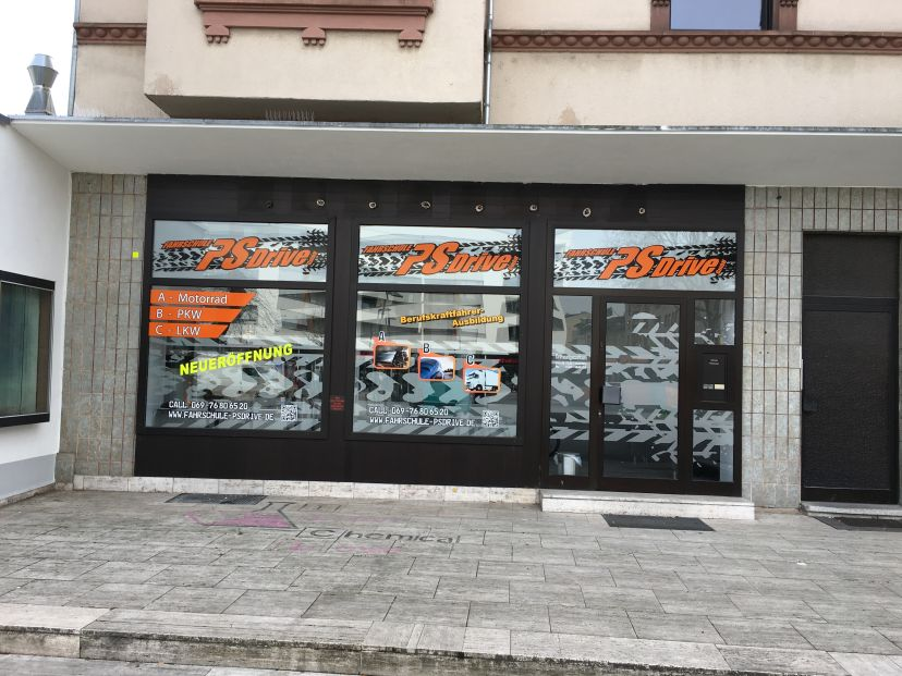 Fahrschule PS Drive GmbH - Westerbachstr. Frankfurt am Main Mitte-West 1