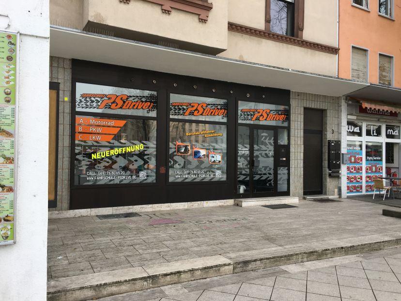 Fahrschule PS Drive GmbH - Westerbachstr. Rödelheim 3