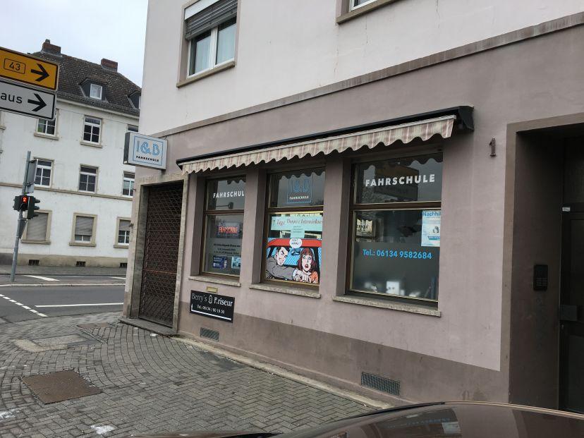 Fahrschule I & B Concept Mainz-Kastel 2