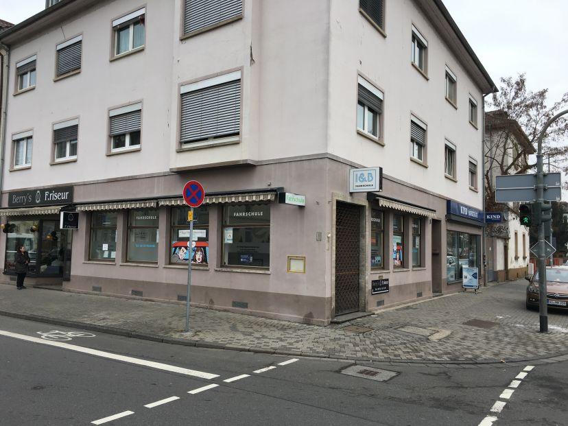 Fahrschule I & B Concept Mainz-Kastel 1
