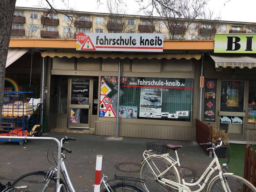 Fahrschule Michael Kneib - An der Goldgrube Oberstadt 2