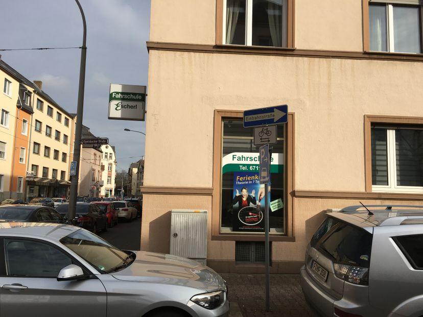 Fahrschule Bernd Escherl - Egelsbacher Str. Niederrad 2