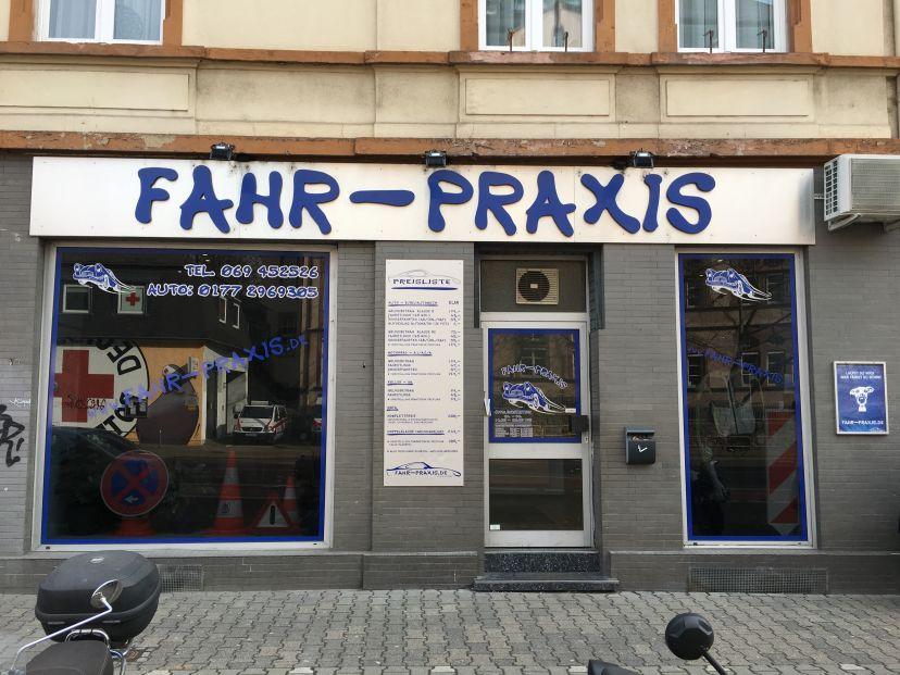 Fahrschule Fahr-Praxis - Burgstr. Frankfurt Bornheim 1