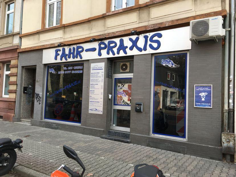 Fahrschule Fahr-Praxis - Burgstr. Bornheim 3