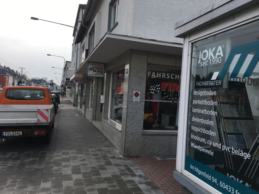 Fahrschule First Place Frankfurt Eschersheim 2