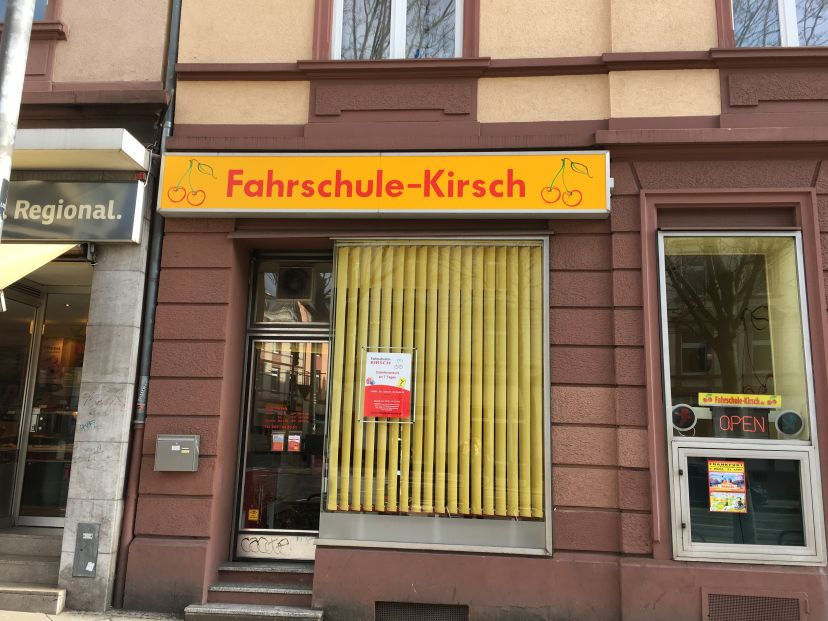 Fahrschule Ingo Kirsch - Nordend Frankfurt am Main Innenstadt 1