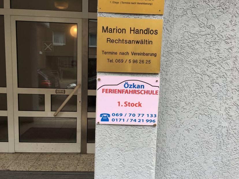 Fahrschule FFS Ferienfahrschule Mehmet Özkan GmbH Frankfurt Bockenheim 2
