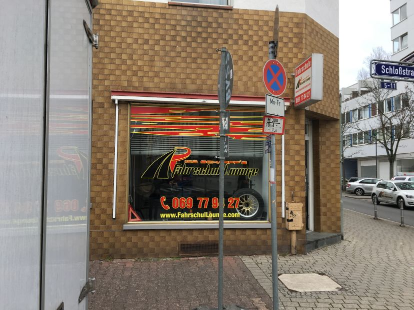 Fahrschule Rico Scharpf's Fahrschullounge Frankfurt Bockenheim 3