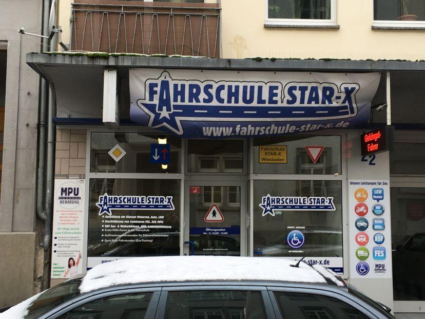 Fahrschule STAR-X GmbH - Hellmundstr. Wiesbaden Westend, Bleichstraße 1