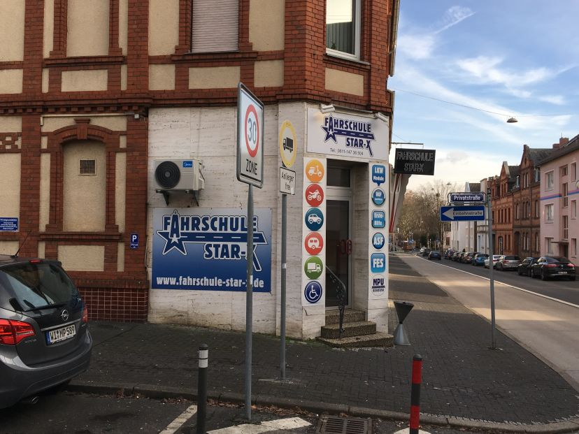 Fahrschule STAR-X GmbH - Patrickstraße Dotzheim 3