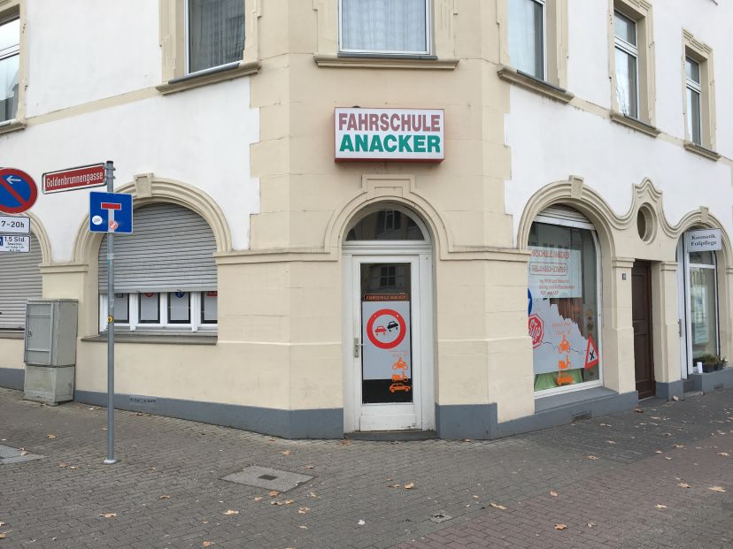Fahrschule Anacker - Weißliliengasse Mainz 1