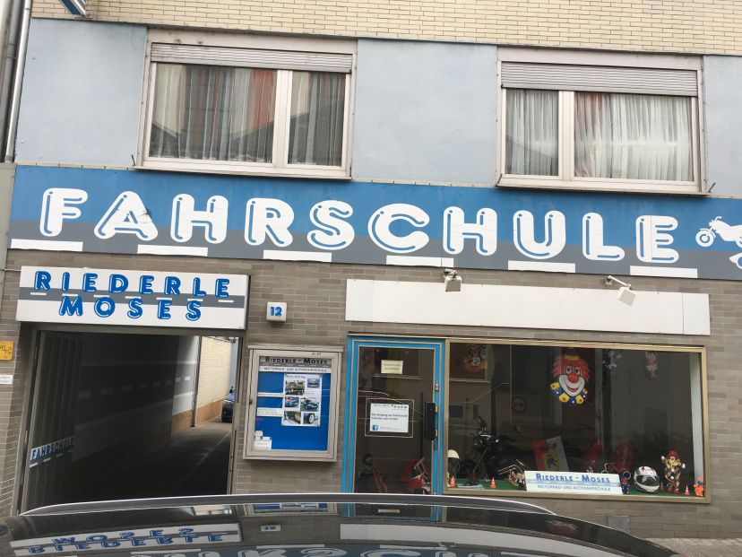 Fahrschule Riederle-Moses Mainz 1