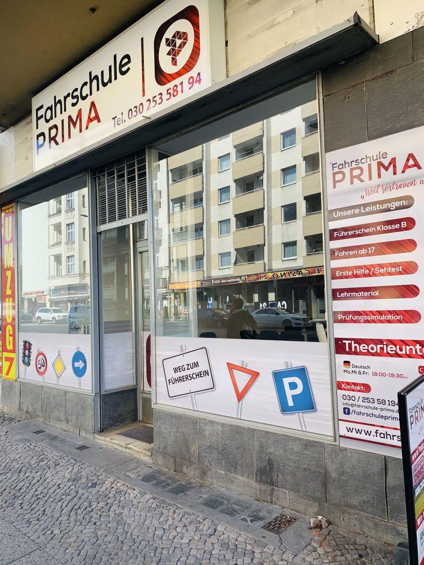 Fahrschule PRIMA Berlin Kreuzberg 2