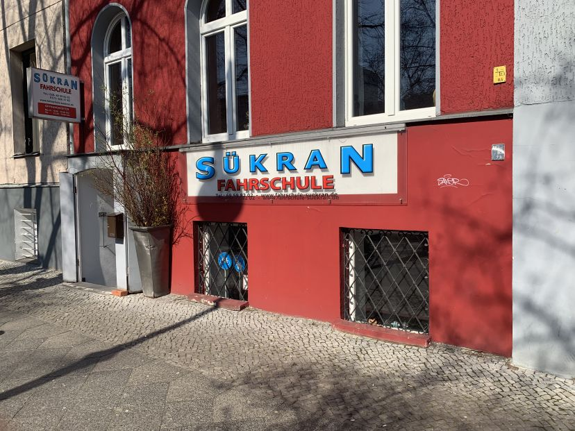 Fahrschule Sükran Kreuzberg 1