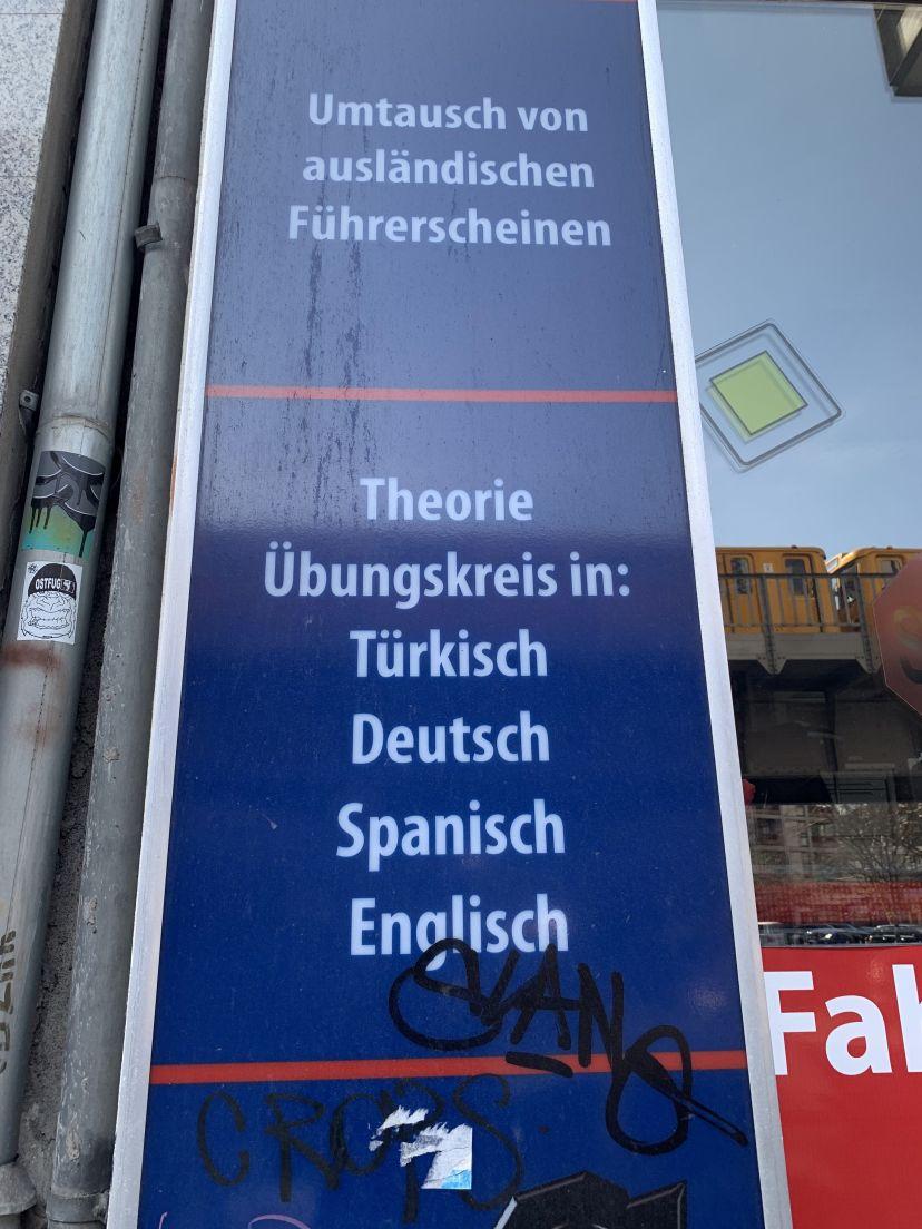 Fahrschule Kotti - Kreuzberg 2