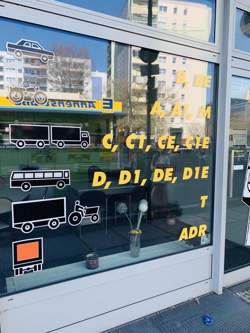 Fahrschule am Fennpfuhl - Mitte Kreuzberg 3