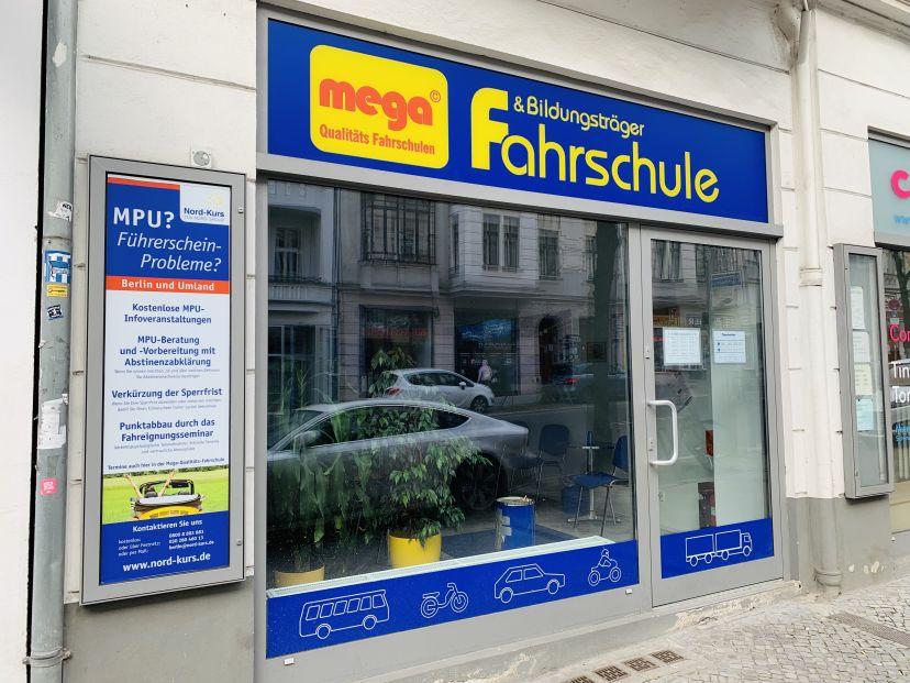 Fahrschule Mega Steglitz Berlin 1